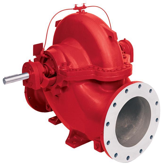 Máy bơm nước chữa cháy AC Fire Pump 8100 Series