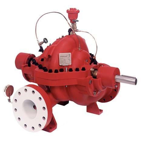 Máy bơm chữa cháy cao áp AC Fire Pump 8200 Series