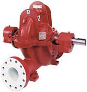 Máy bơm chữa cháy cao áp 9100 Series Fire Pumps
