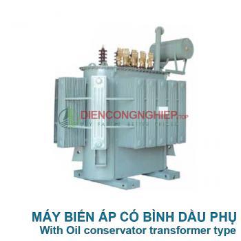 MBA 6,3-35/0,4 kV Đông Anh 3 cấp điện áp