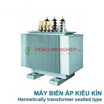 MBA 6.3-35/0.4kV 30-4000 kVA Đông Anh kiểu kín