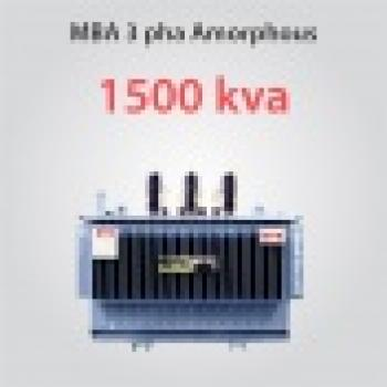 Máy biến áp 1500KVA  -22/0.4KV loại ngâm dầu