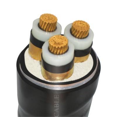 Cáp 24kv-CU/XLPE/DSTA/PVC-W:3x150mm2
