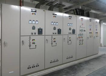 Tủ điện tổng 4000A 3P, Tủ tụ bù 2000 kvar