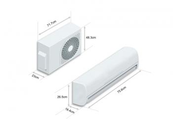 Điều hòa LG Inverter 1 chiều 9000BTU (1HP) V10APH DUALCOOL
