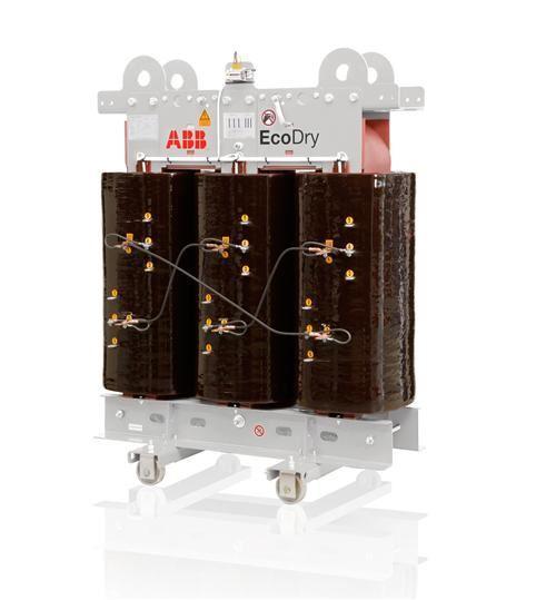 Máy biến áp khô ABB 630kva 22/0.4kva
