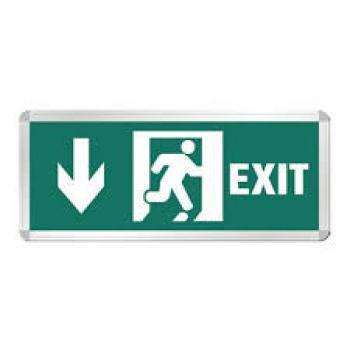 Đèn Exit Led EXE2008D