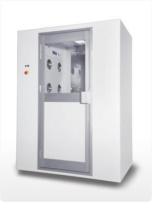 Air shower(6~8) người cửa kéo