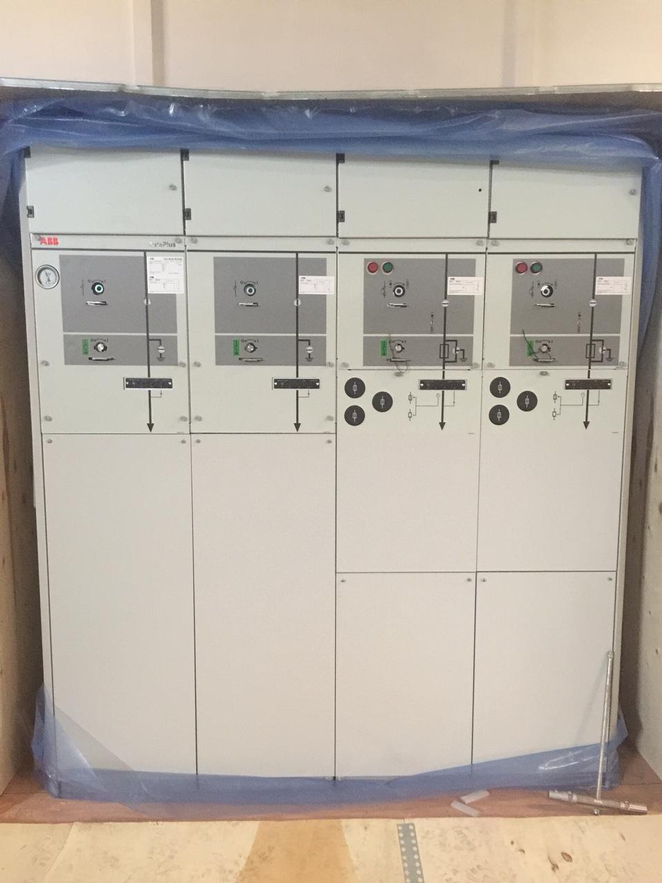 Safeplug compact C-C-V 24kv 630a 20ka/s
