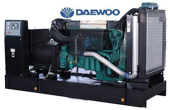 Máy phát điện Daewoo 1875kva