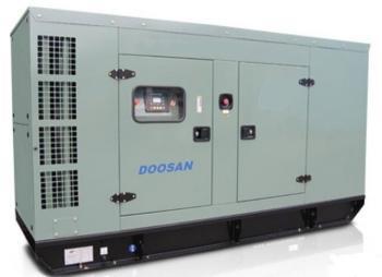 Phát điện Doosan 525kva