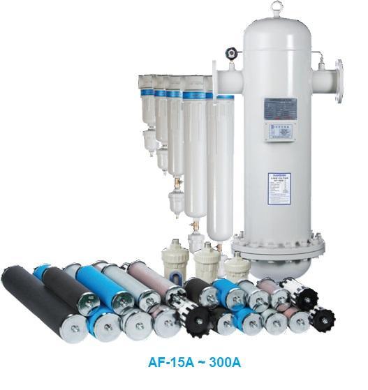 Air fillter x3set