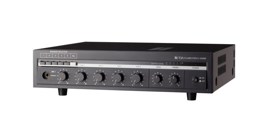Amply Mixer 360W Toa A-1360MK2 AS