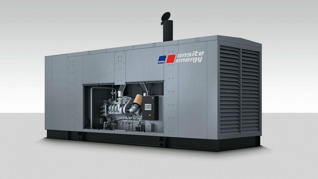 Máy phát điện MTU 1375kva