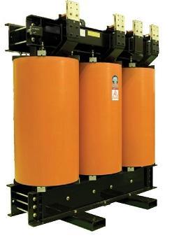 Dry transformer-22/0.4kv 750kva. Dyn11 (CU-CU)