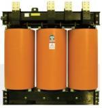 Dry transformer-22/0.4kv 3150kva. Dyn11 (CU-CU)