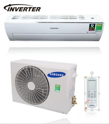Máy điều hòa 2 chiều Samsung Inverter 9.000Btu AR09MSFNJWKNSV